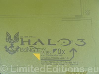 Halo 3 Limited Edition Console