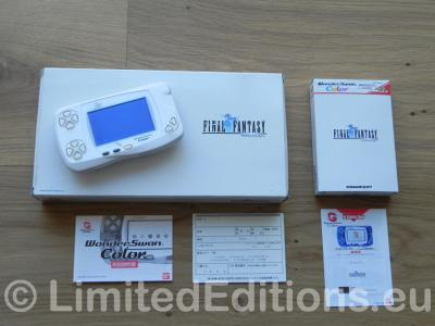 Wonderswan Color Final Fantasy Limited Edition