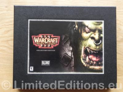 Warcraft III Reign of Chaos Collectors Edition
