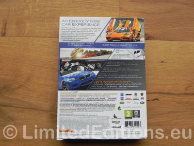 Forza Motorsport 4 Limited Collector's Edition