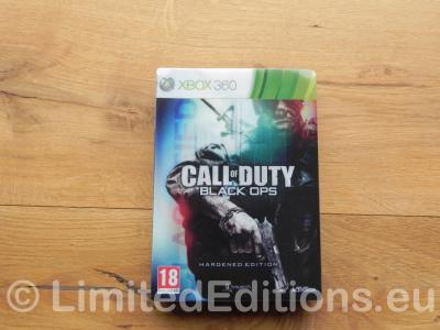 Call of Duty Black Ops Hardened Edition incl. Steelcase